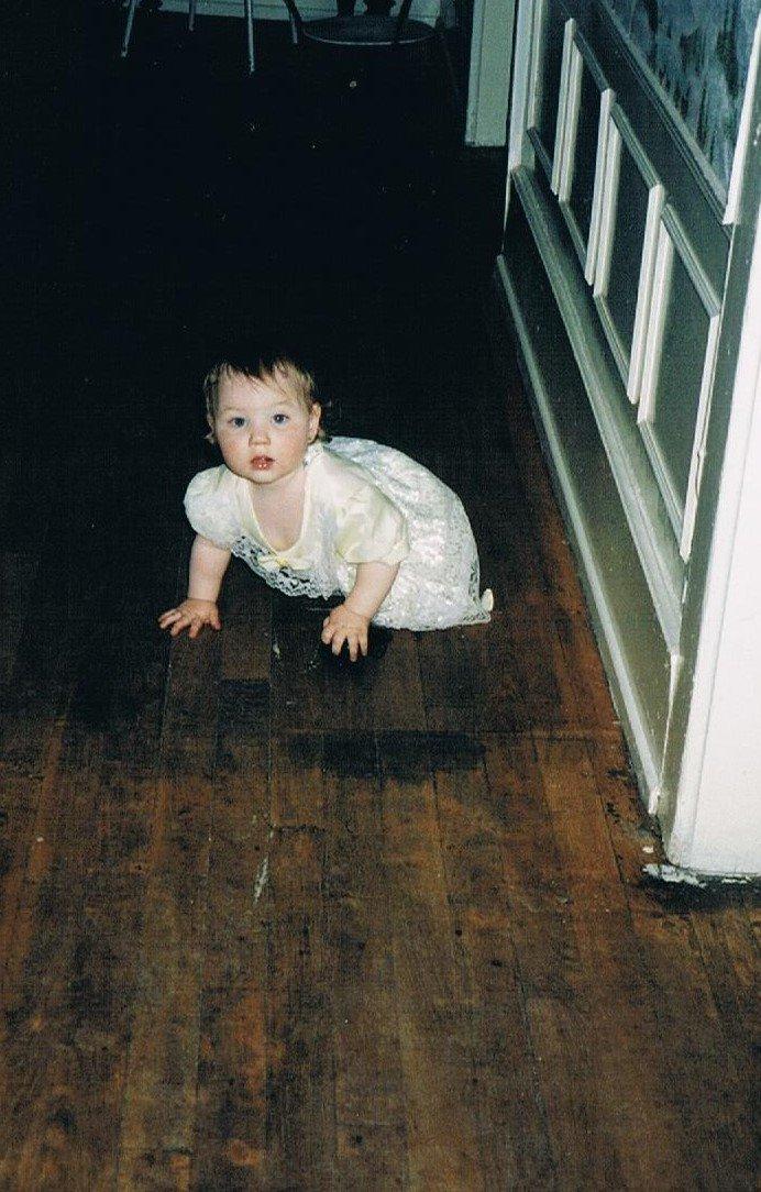 Moi en 1995