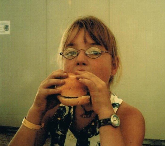 Moi en 2003