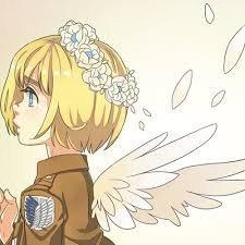 Petit Armin angélique *^*
