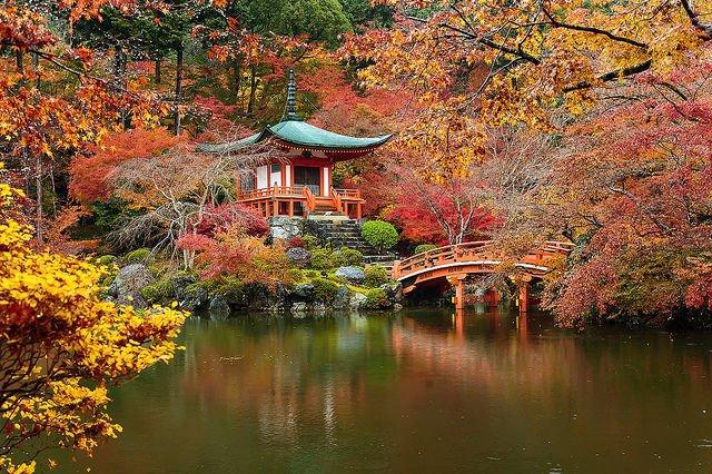 Paysage japonais ♥