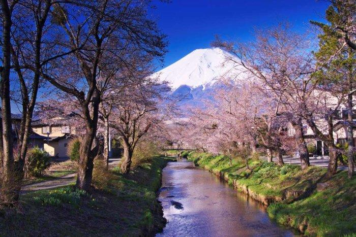 Vers le mont Fuji ♥