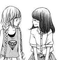 Azami et Akako (Arigato Azami-chan^^)