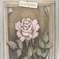LA VIE EN ROSE ..