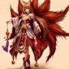 Profil de kitsune-mo