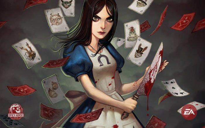 Alice madness return *-*