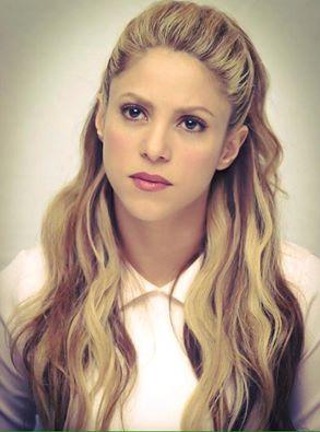 17/02 Shakira à L.A, conférence de presse pour Zootopia.
