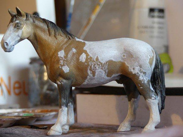 Commande Horn-Horse