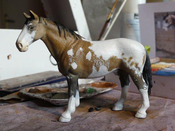 Commande Horn Horse - En cours