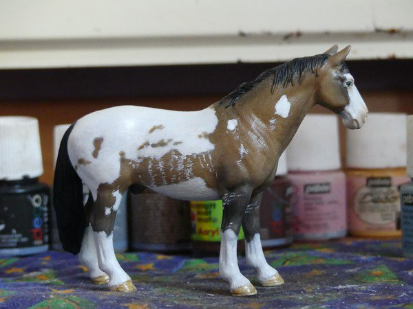 Nerds - Commande Horn-Horse