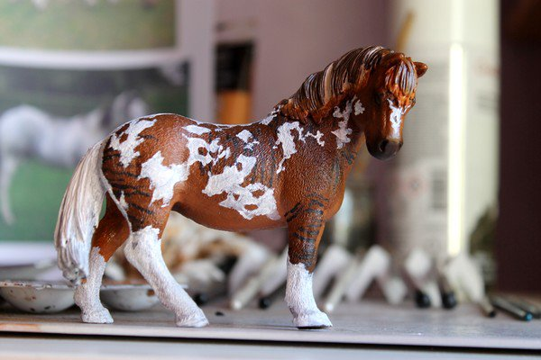 Mist of Hell - Commande Lovely Schleich Passion (gg+)
