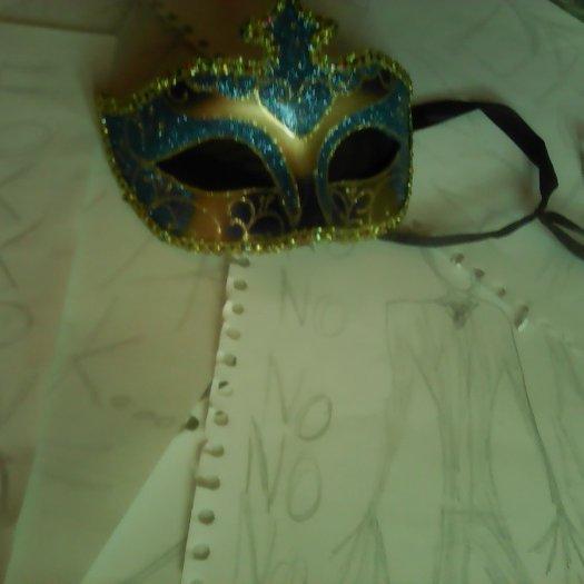 masque de saphir killer et les 8 pages du slenderman