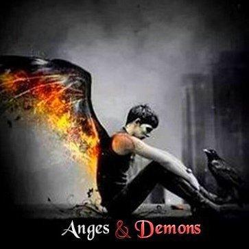 Anges & Démons : la trilogie des hybrides