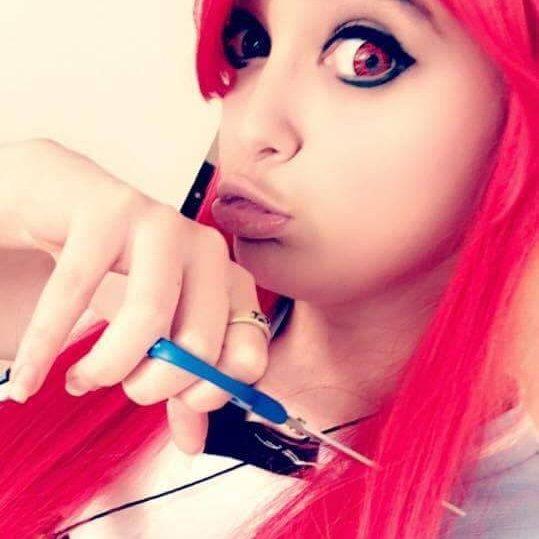 #Cosplay#Akashi#Fille ( oui oui c'est moi sur la photo )