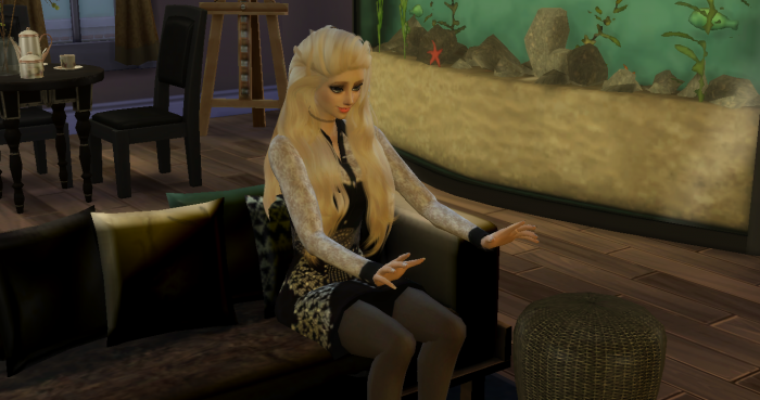 Anastasia chez les Solomon