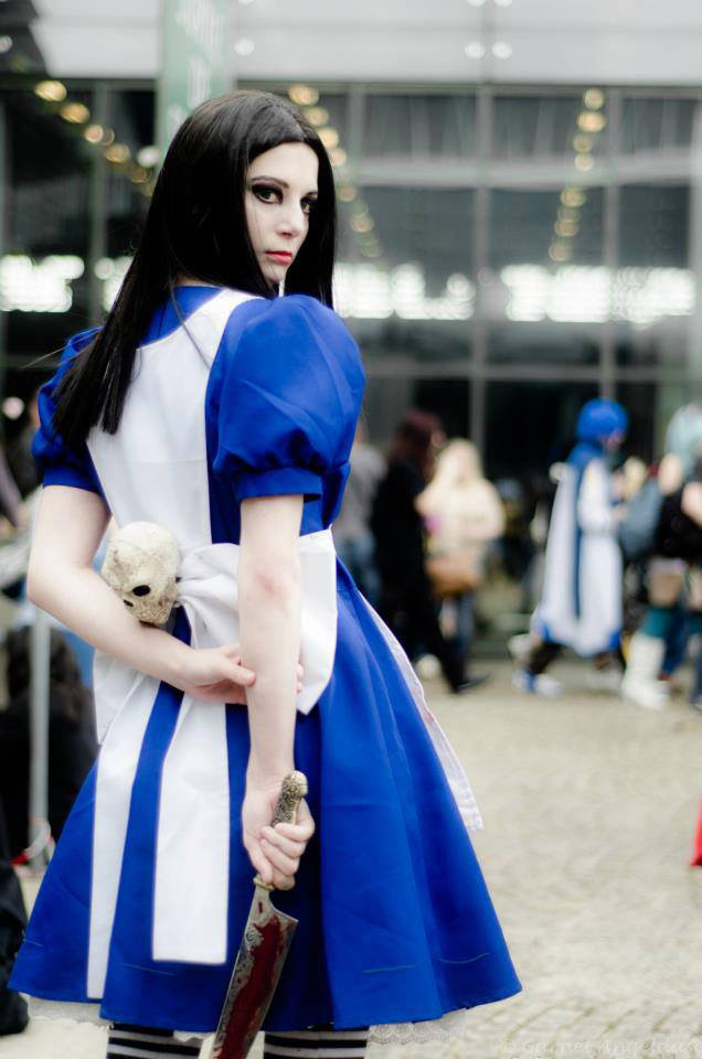 Cosplay Alice Madness Returns