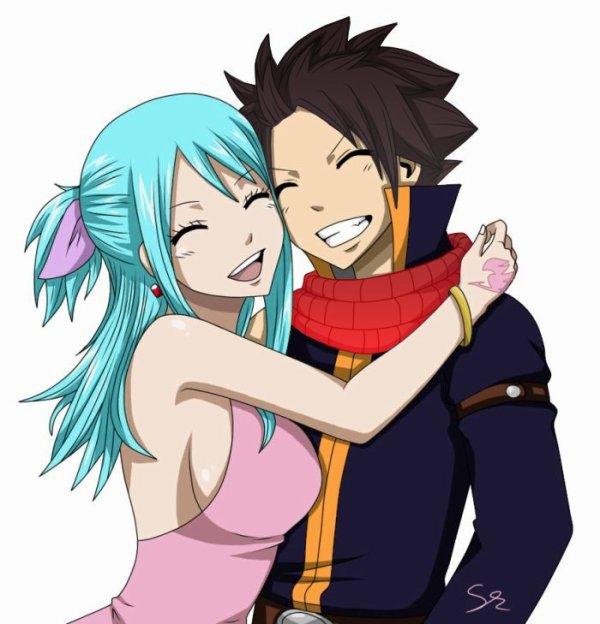 Lilianna et Kunihiro