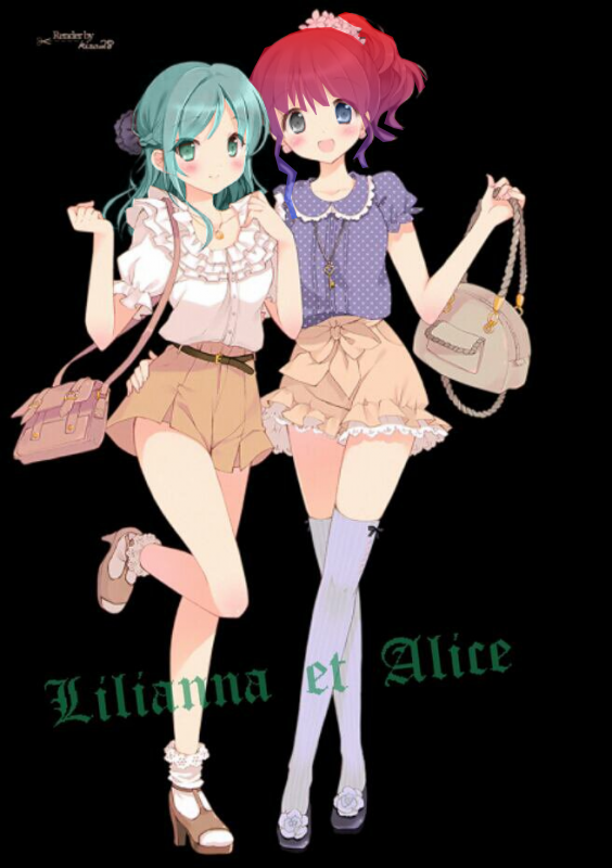 Cadeau pour Alice