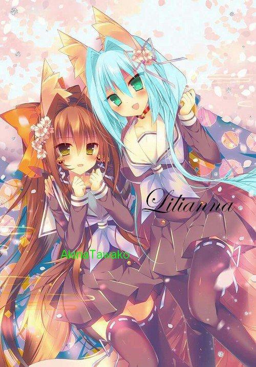 Akina et Lilianna