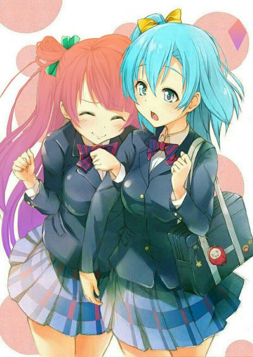 Yume et Lilianna