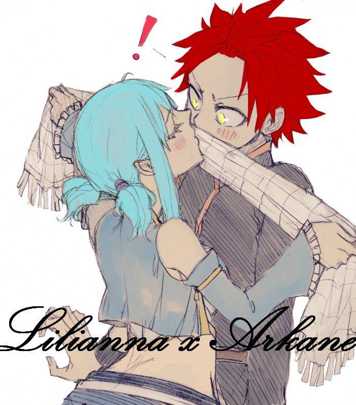 Lilianna x Arkane ♥