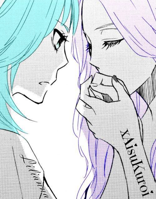 Lilianna et Aisu