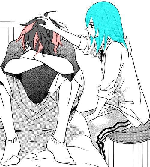Fukurou et Lilianna