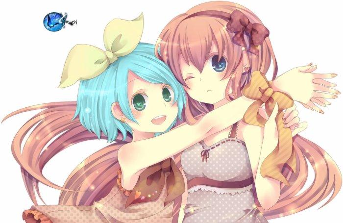 Lilianna et Arya