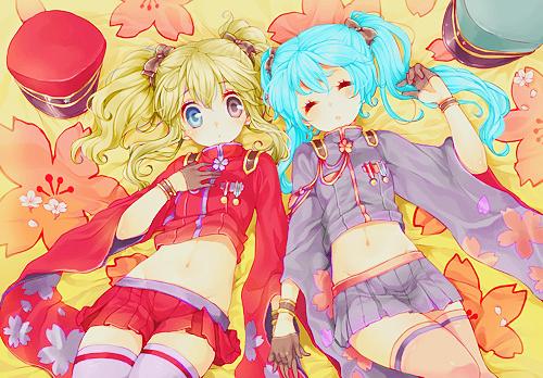 Alyssa et Lilianna