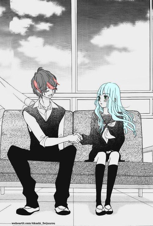 Lilianna et Fukurou