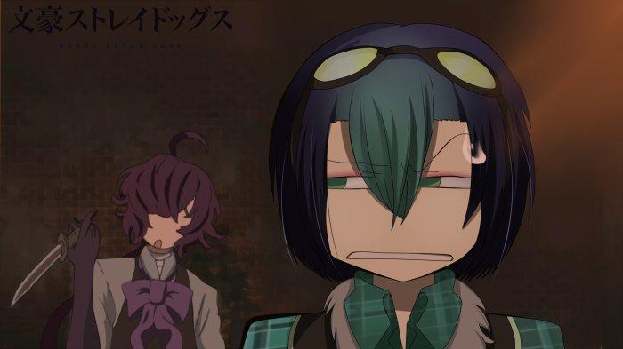 (O.Collab BSD) Azusa et Mikhaïl ♥