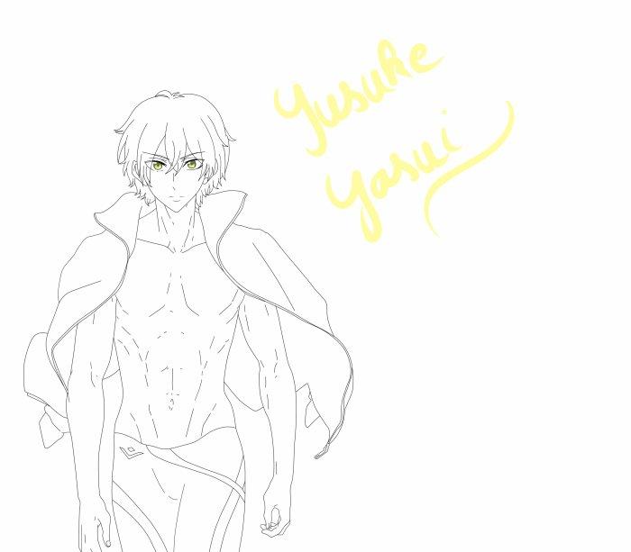 WIP Yusuke~