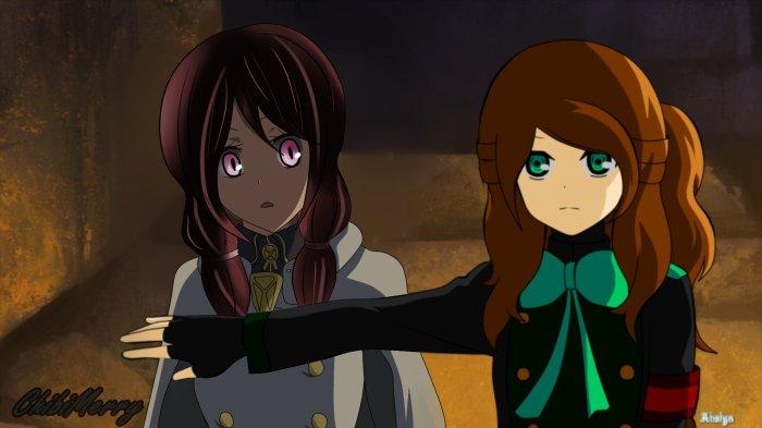 Kaede Jujo & Mili Susjé ♥
