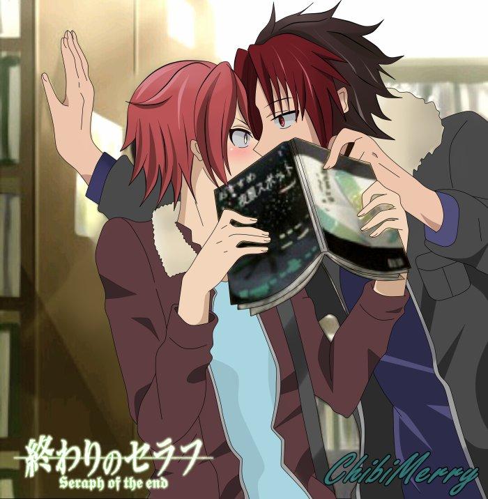 Crowley x Atsuko