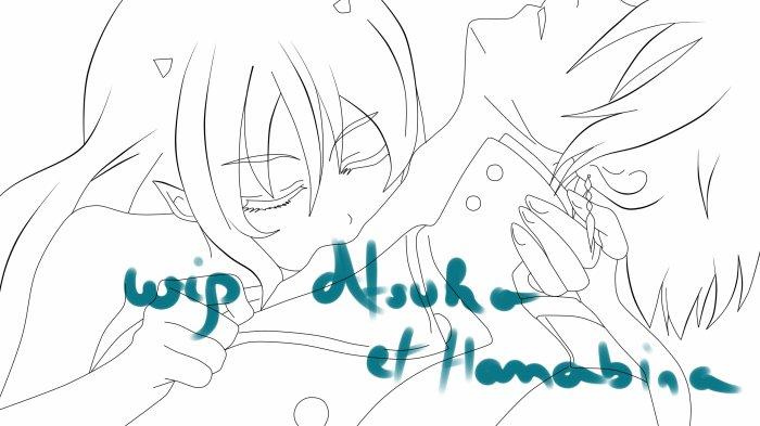Wip Atsuko et Hanabira