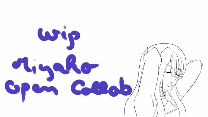 WIP Open collab avec Miya !