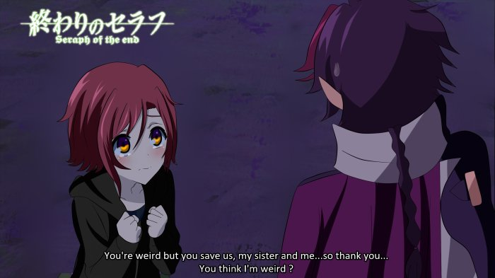 Petit Atsuko et Crowley