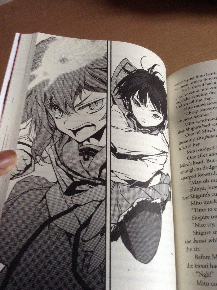 Mito vs Shigure