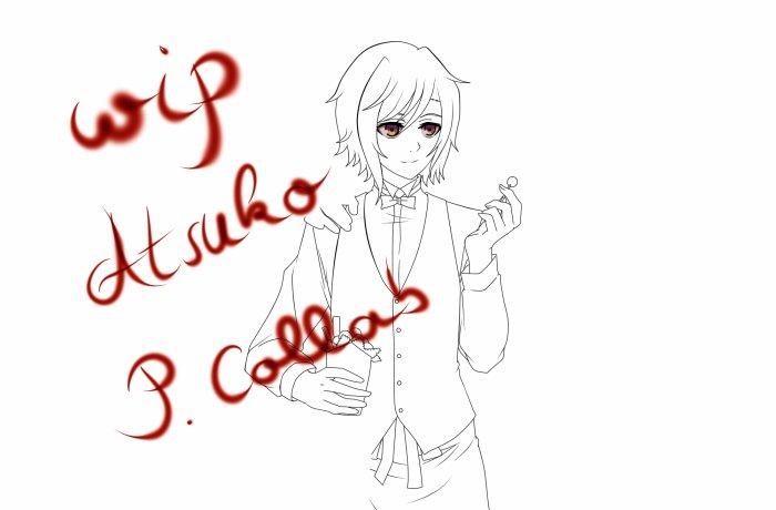 WIP Atsuko, Private Collab **