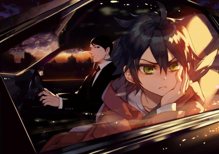 Saito and Yuu