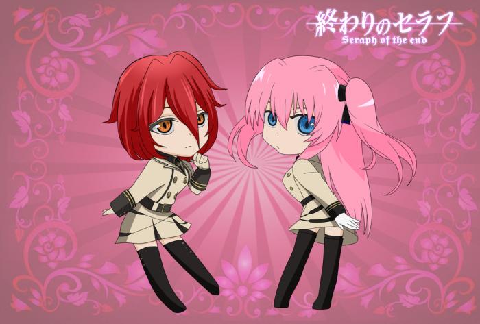 P.Collab Kira et Kaede !! ♥