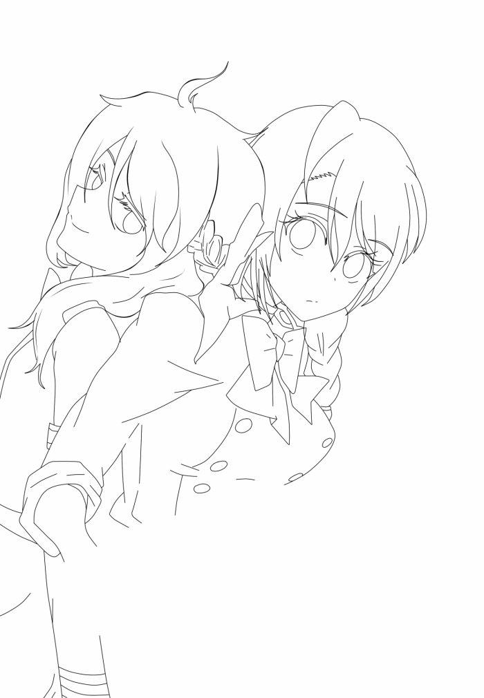 WIP Akira & Sada