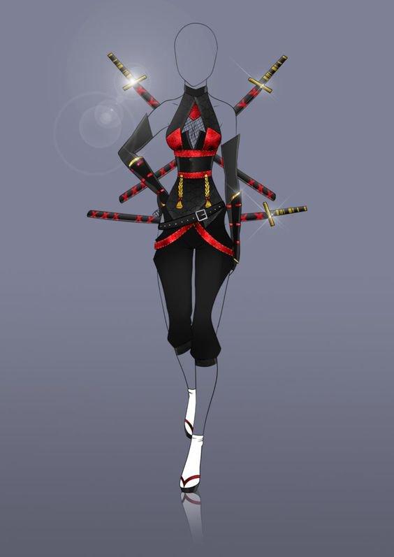 le costume de lady bug