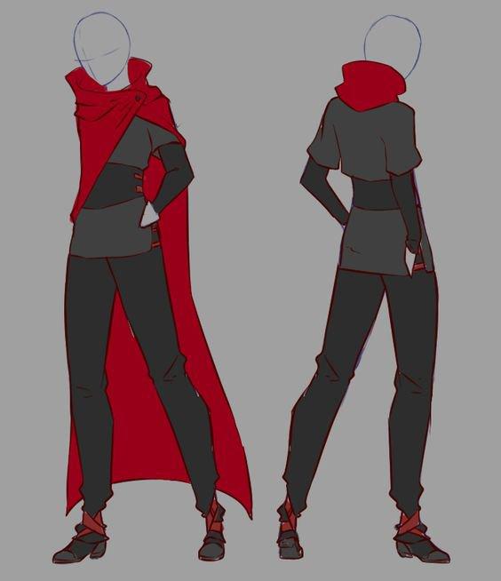 rp uniforme d'Adrien