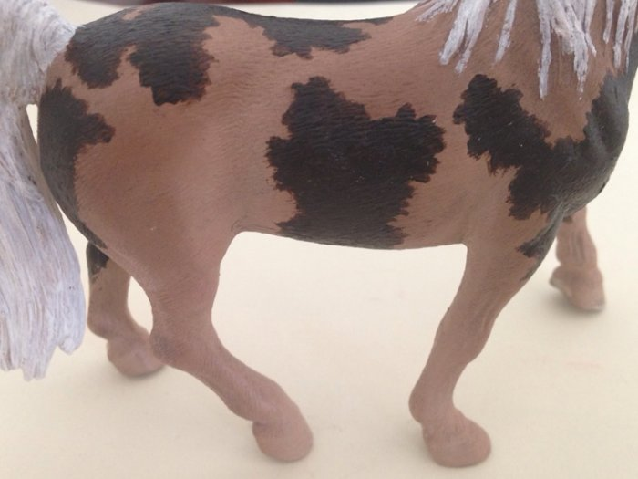 Cheval chimère ^^
