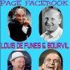 Profil de LouisDeFunesETBourvil