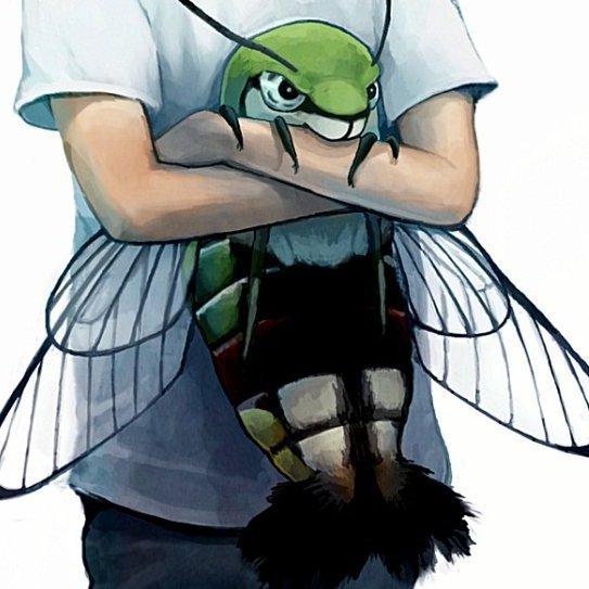 J'ai jamais détester les insectes :)