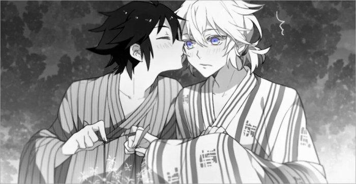 Mikaela x Yuichiro
