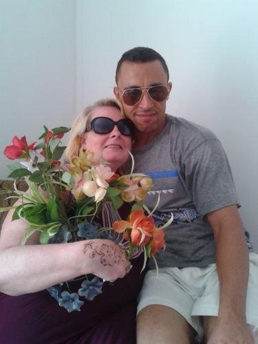 Moi et mon mari a sousse en 2013
