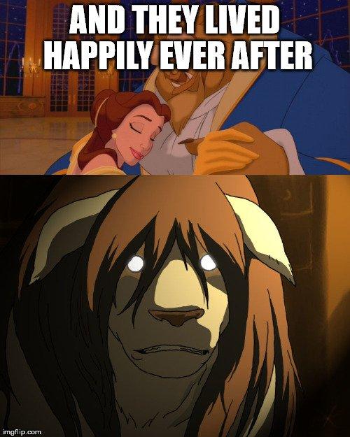 Et ils vécurent heureux ~