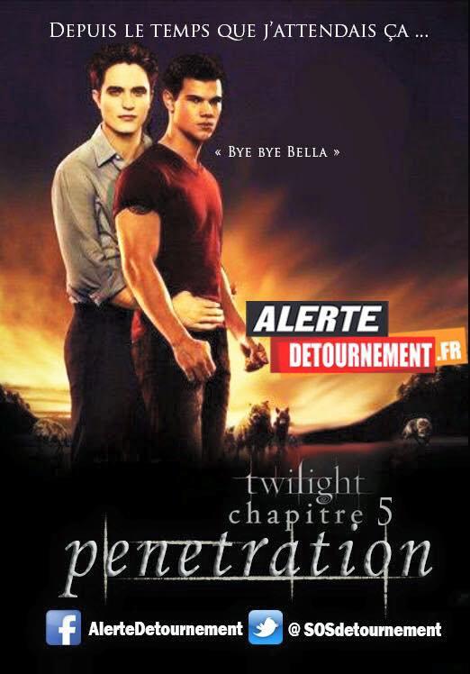 Twilight, chapitre 5